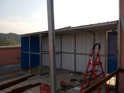 怎么办?楼顶鸽棚刚建就要被拆